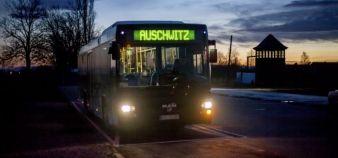 Le Mémorial de la Shoah organise des visites d'Auschwitz pour les enseignants et futurs enseignants //©Bjorn Steinz / Panos / REA