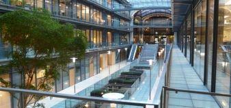 L'Edhec a ouvert un campus parisien dès 1988 et y a implanté sa cellule de formation continue dès 2000. //©EDHEC