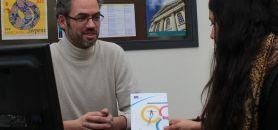 Jean-Marie Pincemin, coordinateur de la Mission ingénierie pour les projets internationaux (Mipi) de l'université de Poitiers. Ce guichet unique doit faciliter l'obtention de financements internationaux pour les chercheurs de l'établissement. //©DR
