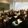 Université Versailles-Saint-Quentin - étudiants en licence pro communication à l'IUT de Velizy ©UVSQ