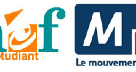 UNEF-MET : le face-à-face sur les retraites et les réformes de l'enseignement supérieur