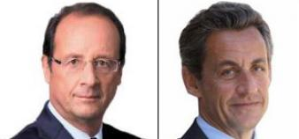Hollande - Sarkozy