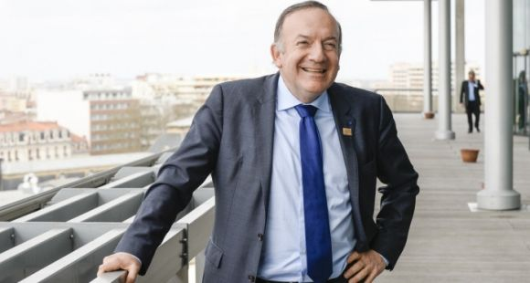 Pierre Gattaz, président du Medef, tire la sonnette d'alarme à propos de l'apprentissage