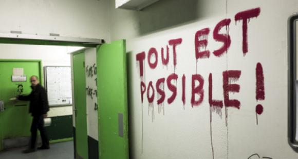 Les étudiants de l'université Paris 8 sont mobilisés depuis trois semaines contre la loi El Khomri.