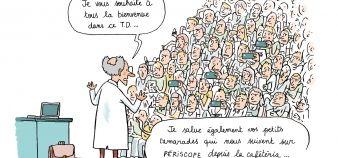 Depuis la première édition du baromètre en 2014, 6.000 personnes ont répondu à l'enquête. //©Julien Revenu