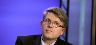 Patrick Hetzel, député Les Républicains, est en charge du programme de l'enseignement supérieur et de la recherche de François Fillon. //©HAMILTON/REA