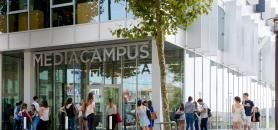 Of the Mediacampus' €16 million price tag, €4.2 was provided by Audencia Business School and the government funded the rest. // © Audencia BS