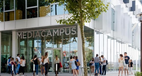 The Mediacampus Puts Students and Businesses on the Same Wavelength