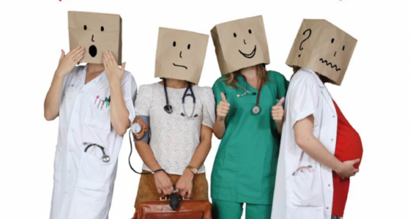 """Couverture d'""""Internez-nous ! Vos (futurs) médecins généralistes témoignent"""""""