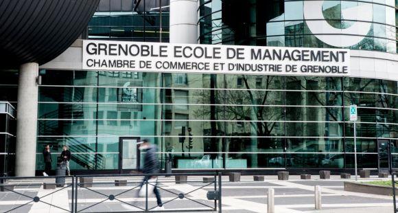 Grenoble École de management a quitté le concours Passerelle pour procéder en propre à son recrutement. //©Laurent COUSIN/HAYTHAM-REA