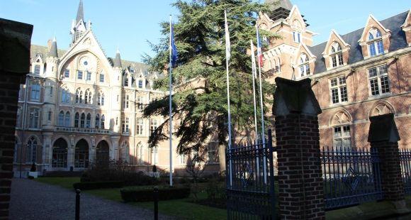 Université catholique de Lille, janvier 2015