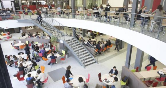 L'Essec fait partie des écoles de commerce qui obtiennent les meilleurs résultats à notre sondage de satisfaction auprès des diplômés de 2010 et 2013