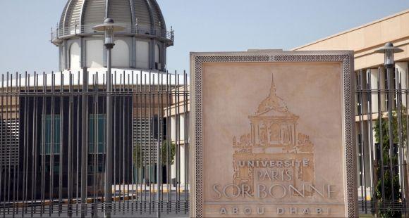 Sorbonne Paris Abu Dhabi