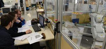 À Besançon, l'ENSMM forme chaque année 900 élèves ingénieurs, dans le domaine de la micromécanique. //©ENSMM/P1br