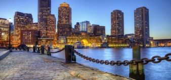Port de Boston, Massachusetts, Etats-Unis. (credit: istockphoto)
