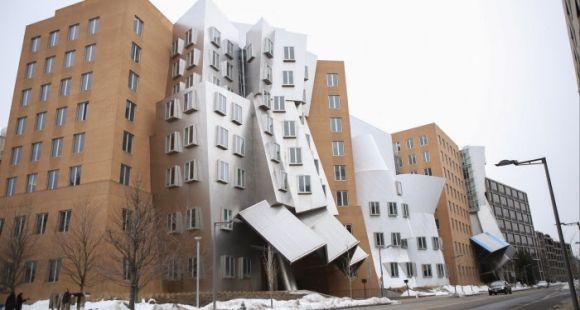 Le Ray and Maria Stata Center du MIT