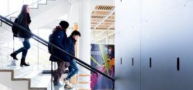 L'école d'ingénieurs nantaise ne retrouvera un directeur qu'au 1er janvier 2018. //©Thomas Louapre / Divergence pour l'Étudiant