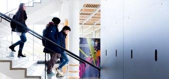 D'après ce projet, l'UFR de Sciences et techniques de l'université de Nantes serait intégrée à Centrale Nantes. //©Thomas Louapre / Divergence pour l'Étudiant