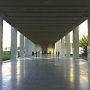 Université de Caen sous la grande galerie © S.Chesnel - novembre 2013