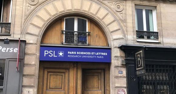 PSL Paris Sciences et Lettres