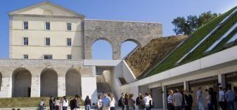 L'université de Pau et des pays de l'Adour a été labellisée Isite pour son projet E2S, dédié à la transition énergétique et environnementale. //©Cedric PASQUINI/REA