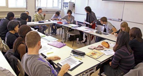 Télécom ParisTech - Etudiants en TD © Télécom ParisTech