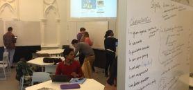 La création d'une licence d'humanités numériques est à l'étude dans la Stranes. //©UCL