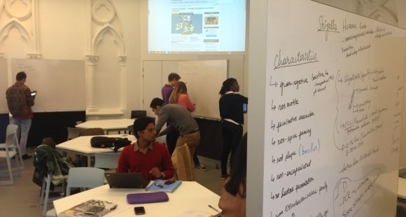 La création d'une licence d'humanités numériques est à l'étude dans la Stranes.