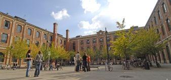 Toulouse school of economics (Toulouse 1 Capitole) //©G.Fontagné UT1
