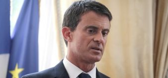 Manuel Valls a annoncé 100 millions d'euros supplémentaires pour le budget 2016 des universités. //©Hamilton / R.E.A