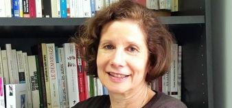 Agnès Van Zanten, directrice de recherche à l'Observatoire sociologique du changement (Sciences Po/CNRS), a enquêté pendant trois ans sur l'orientation postbac des jeunes. //©Natacha Lefauconnier