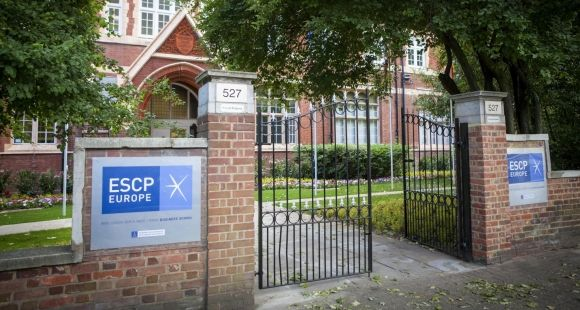 Escp, campus de Londres