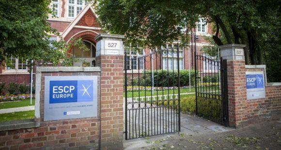 Escp, campus de Londres