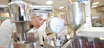 A l'Isara, à Lyon, la halle technologique est mise à disposition des incubés. ©ISARA