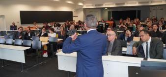 Les 31 janvier et 1er février 2020, l'ADEPPT s'est réunie pour son 25e congrès sur le campus lyonnais de l'Inseec SBE //©Inseec