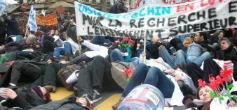 Manifestation du 26 février 2009 à Paris