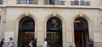 Sciences po Paris fait partie des établissements qui ont obtenu une dérogation d'un an supplémentaire pour leur entrée sur Parcoursup. //©Science Po Paris