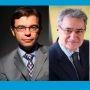 Jean-Luc Arrègle (©EM Lyon), Rodolphe Durand (©HEC), René Garcia (©Edhec) et Louis Eeckhoudt //©IESEG