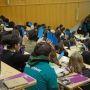 Des élèves de seconde  en résidence  à l'université de Cergy Pontoise //©Université de Cergy pontoise