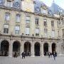 Cour de la Sorbonne - Université Paris 4 Paris Sorbonne - Octobre 2015 //©Camille Stromboni