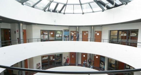 Wis ouvrira à la rentrée 2014 sur le campus de l'UPIL  (Université professionnelle Internationale René Cassin) où sont notamment installées les quatre écoles fondatrices © WIS