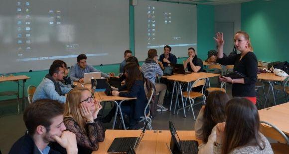 L'EM Normandie veut basculer 20 % des enseignements du programme grande école en mode multimédia // DR