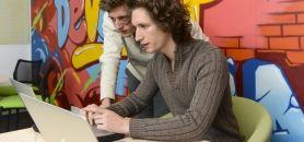 Selon l'étude menée pour Réseau Entreprendre en 2014, près de 72 % des entrepreneurs ont un parent qui est ou a été entrepreneur dans un sens large. //©Stephane Audras/ REA