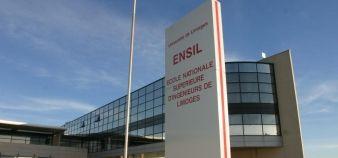 La nouvelle école fusionnée fera partie de l'université de Limoges. //©ENSI Limoges