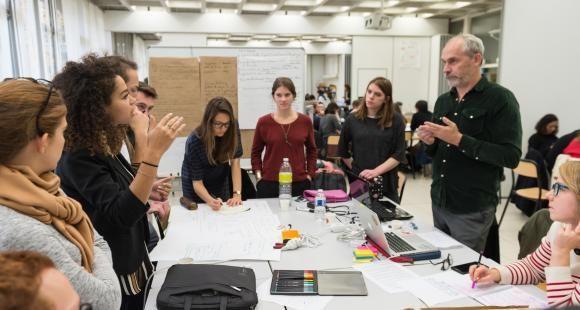 L'ambition du deuxième édition du hackathon City Lab ? Imaginer les interactions entre habitants, drones et robots dans la ville de demain.