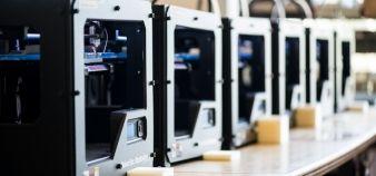 MakerBot et ses imprimantes 3D s'emparent du marché de l'éducation. //©Louis Siegal