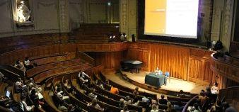 Conférence inaugurale de l'université d'été 2015 de Sorbonne Universités //©Olivier Jacquet / Université Paris-Sorbonne
