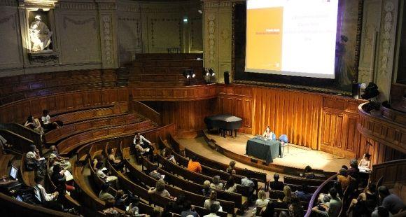 Conférence inaugurale de l'université d'été 2015 de Sorbonne Universités