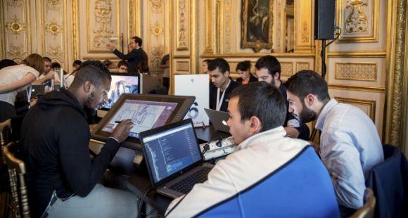 Hackathon Elysée