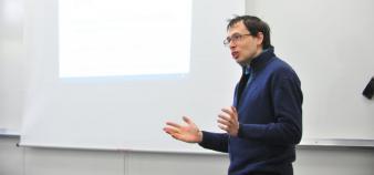 Morgan Magnin - enseignant-chercheur à Centrale Nantes // DR